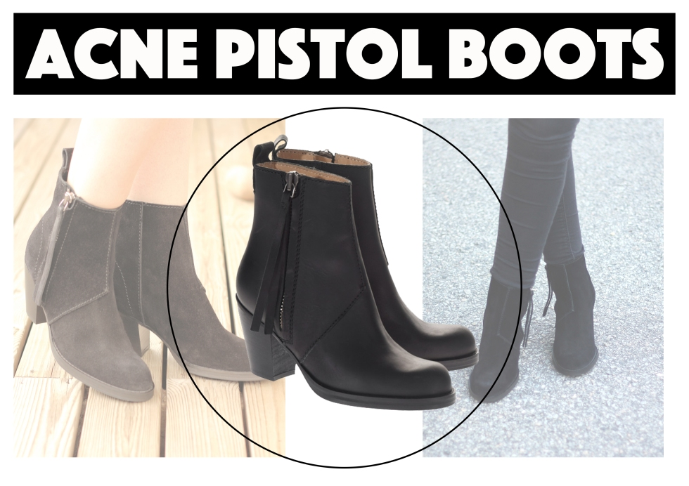 ACNEBOOTS